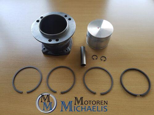 Ø77mm - MB-Trac Daimler Mercedes OM314 OM352 Zylinder Kolben Kompressor