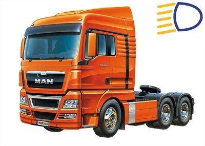 Tamiya Man Tgx 26.540 6x4 Xlx + Led-lichtset #300056325led-