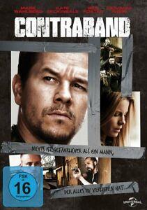 Contraband - Mark Wahlberg - Kate Beckinsdale - Ben Foster - DVD