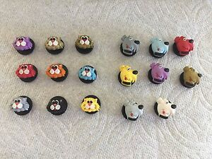 4b0f2ba7ac881 CAT JIBBITZ CAT SHOE CHARMS FITS CROCS DOG JIBBITZ DOG SHOE CHARMS ...