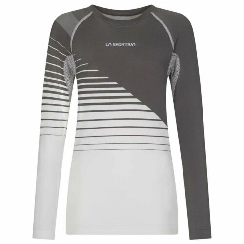 60-70/% OFF RETAIL La Sportiva Tune Long Sleeve Shirt Women/'s run hike etc Active