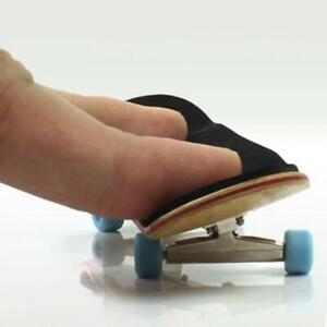 Children/'s Mini Skateboard Roulement Roues professionnel érable doigt Jouets Jeu
