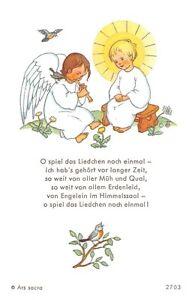 """Vente Professionnelle Le Zèle Photos Icône Gebetbild Andachtsbild Holy Card Ars Sacra """"h234""""-afficher Le Titre D'origine Blanc De Jade"""