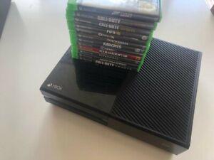 Microsoft Xbox One 500GB Spielekonsole 2 Controller 12 Spiele - Glan-Münchweiler, Deutschland - Microsoft Xbox One 500GB Spielekonsole 2 Controller 12 Spiele - Glan-Münchweiler, Deutschland