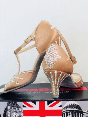 Supadance Latin Rhythm Latin Dance Shoes