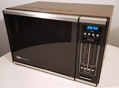 Roper Vintage Microwave Oven 1981 Retro