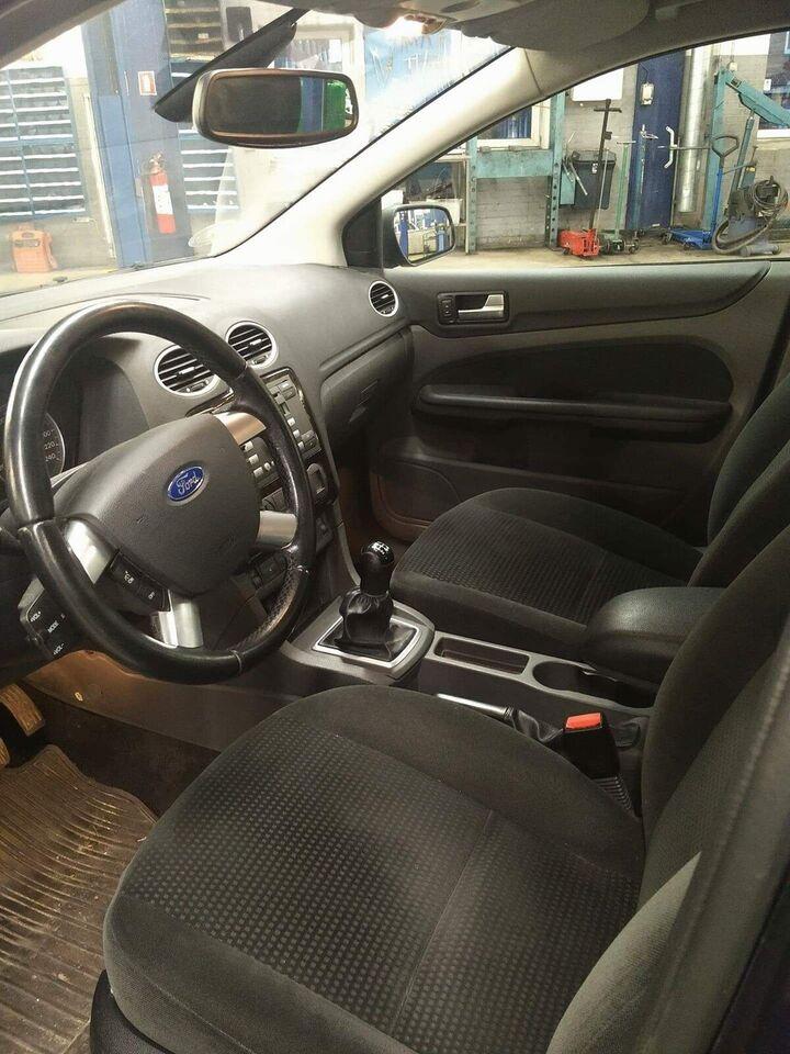 Ford Focus, 1,8 TDCi Ghia stc., Diesel