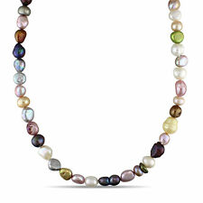 Amour 36-Inch Endless Freshwater Pearl Wrap Around Necklace
