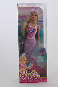 BARBIE-Mix-and-Match-Meerjungfrau-blond-lila