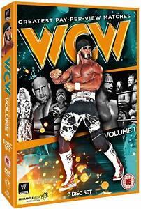 WWE-WCW-039-s-Greatest-PPV-Matches-Volume-1-DVD-Hulk-Hogan-Eddie-Guerrero