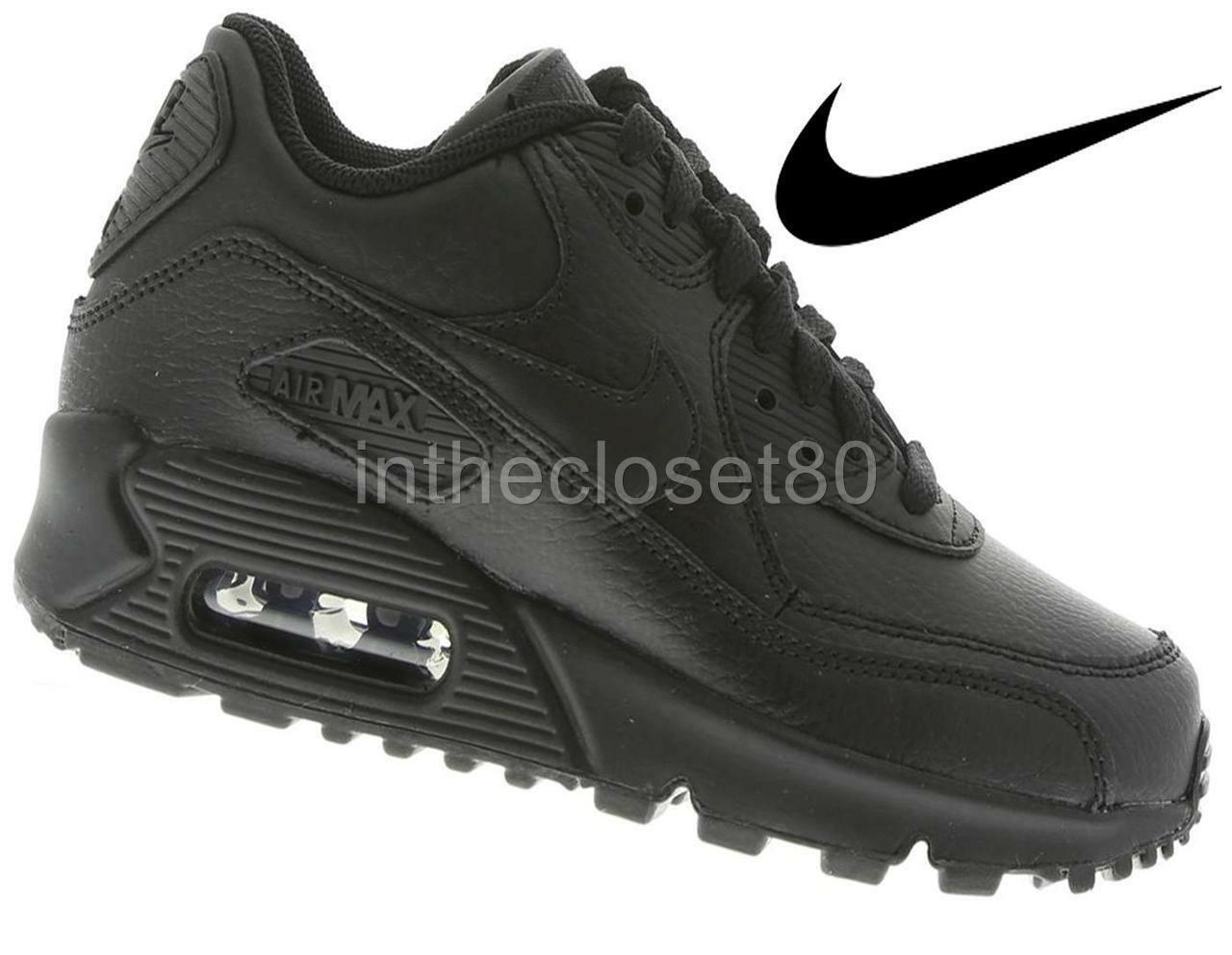 nike air max 90 junior leather