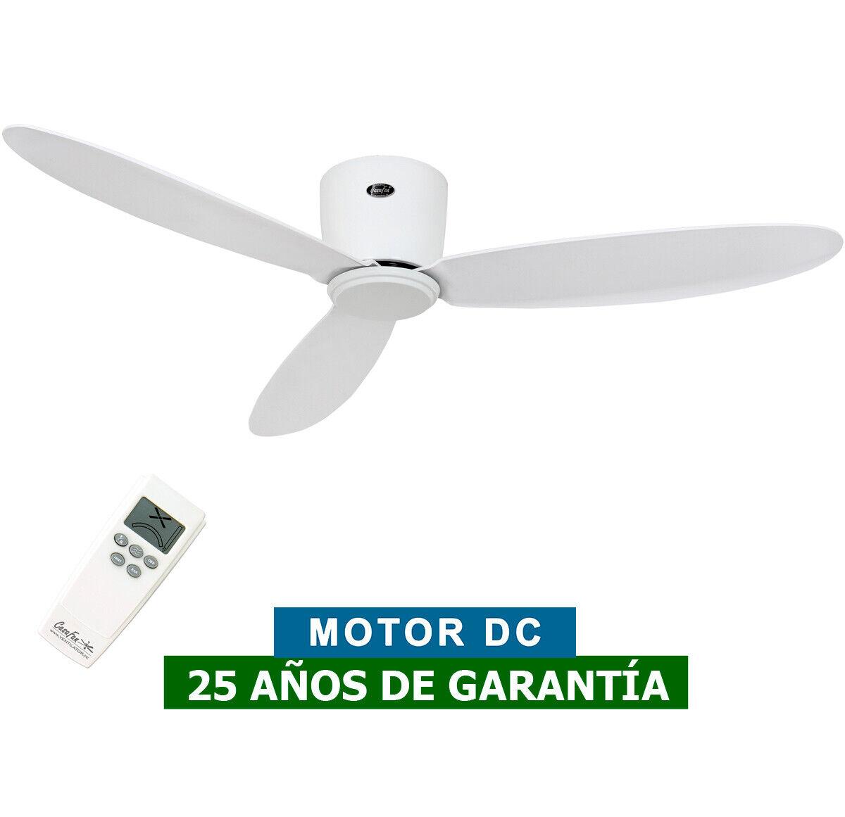 Ceiling fan CasaFan 311283 ECO PLANO II 112cm white