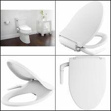 Kohler K 5724 0 Elongated Manual Bidet Toilet Seat White For Sale Online Ebay