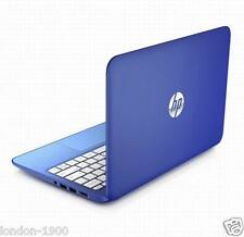 "HP Laptop Stream 11-d015na  11.6"" Intel Celeron N2840 2GB 32GB Windows 8.1 Blue"