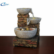 Tabletop Water Fountain Relaxation Indoor Feng Shui Desktop Fountain