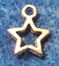 20Pcs. Tibetan Silver STAR 13x10mm  Charms Pendants Earring Drops Findings ST22