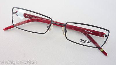 Hell Brille Kleine Brillenfassung Eckig Metall-kunststoff Mit Coolen Punkten Grösse S Direktverkaufspreis