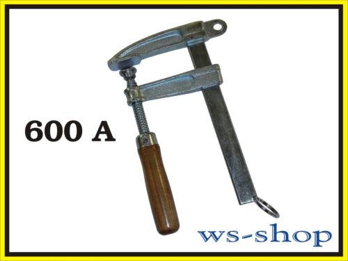 costituiscono Polzwinge massa morsetto massa costituiscono con impugnatura in legno 400//600 a