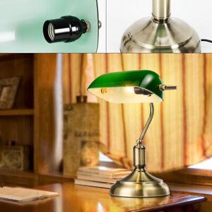 Elegante lampada da tavolo ufficio ministero in ottone con ...