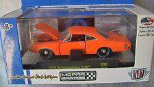 M2 MACHINES 1/64 MOPAR GARAGE R36 1970 DODGE SUPER BEE  HEMI ORANGE NEW