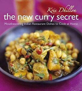 The-New-Curry-Secret-by-Dhillon-Kris-0716022044-The-Cheap-Fast-Free-Post