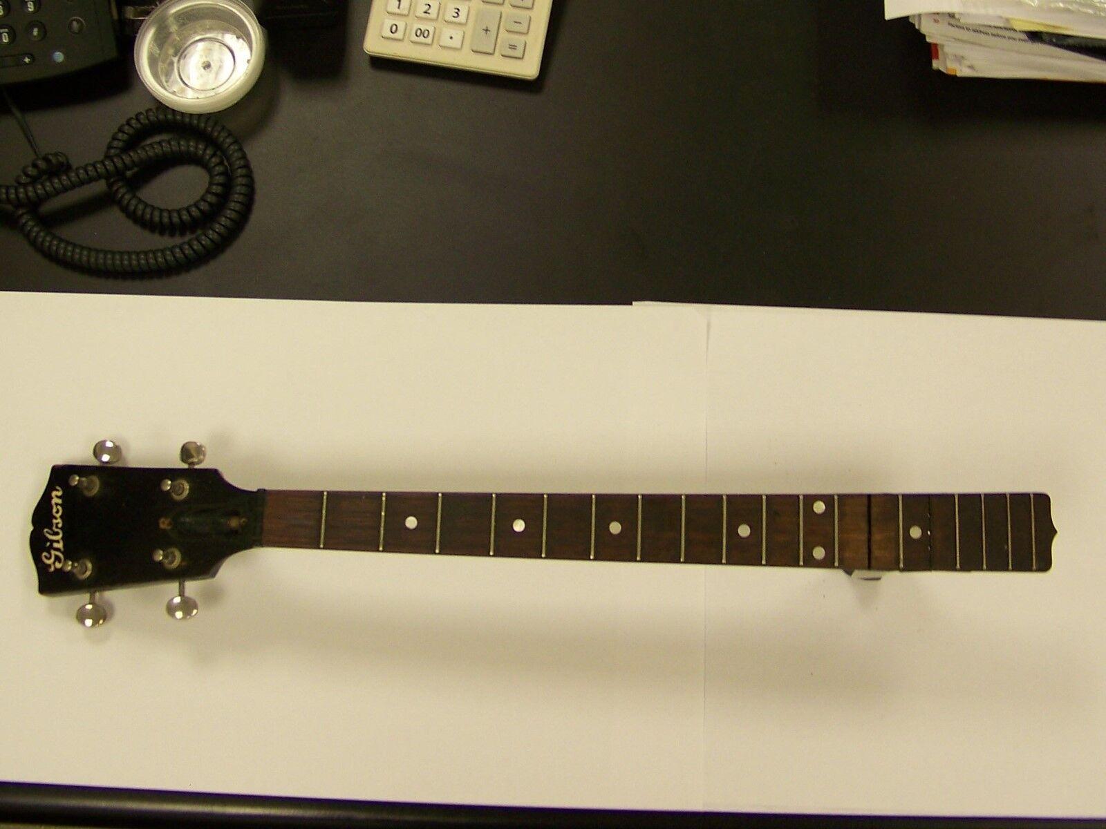 1932 Gibson Tenor Guitar Neck