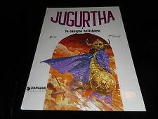 Hermann / Vernal : Jugurtha 2 : Le casque celtibère Dargaud DL 1978