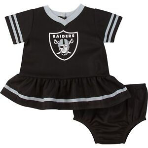 Image is loading Oakland-Raiders-Baby-Dazzle-Dress-Panty-Set-Gerber- d569028de