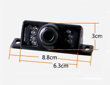 420TVL 1/4 CMOS 7 IR Lights Waterproof Car Backup Reverse Rear View Camera - US