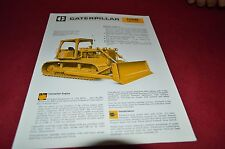 Caterpillar D5B LGP Crawler Dozer Dealer's Brochure DCPA4 ver3