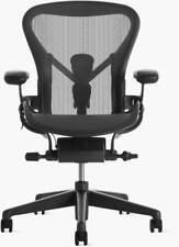Authentic Herman Miller Aeron Chair B Medium Design Within Reach