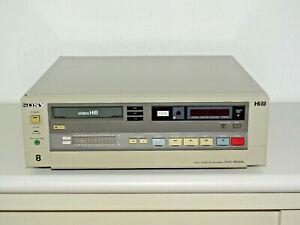 Sony-EVO-9500A-High-End-Hi8-Recorder-NTSC-Geraet-2-Jahre-Garantie