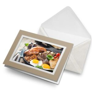 Greetings-Card-Biege-Cooked-Breakfast-Cafe-Restaurant-15999