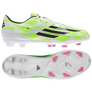 the best attitude dd8ac a2646 Image is loading adidas-F-10-TRX-FG-2014-Soccer-Shoes-