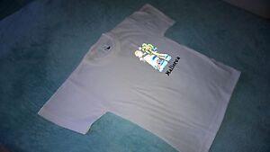 Kindershirt-weiss-kurzarm-mit-linken-Brustaufdruck