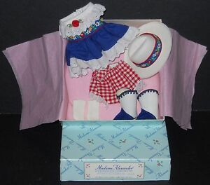 NMIB-MADAME-ALEXANDER-DOLL-CLUB-EXPO-EAST-AMERICA-THE-BEAUTIFUL-8-034-OUTFIT-27486