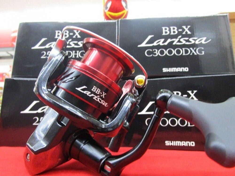 Carrete Shimano fishuing Modelo'16 (2500-3000) Bb-x Larissa F S New de Japón