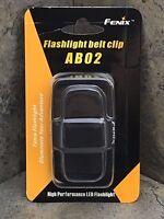Fenix Flashlight Belt Clip Ab02 Use With Fenix Flashlights Diameters 18-26mm