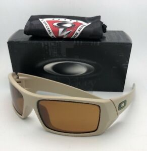 128c4f4e84058 OAKLEY Sunglasses GASCAN 11-015 60-15 Desert with Bronze Lenses and ...