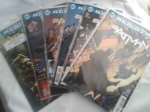 Batman-Vol-3-1-4-Rebirth-Includes-Exclusive-New-England-Comics-Variant