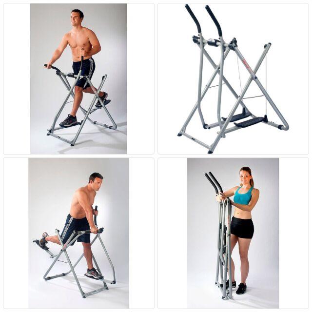 Gazelle Exercise Machine >> Gazelle Edge 1285 Exercise Machine White For Sale Online Ebay