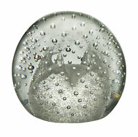 Caithness Celebrations Paperweight - Congratulations Silver