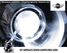 """KIT IMPIANTO XENON H7 BIANCO GHIACCIO """"MINI COOPER R50"""" (2001-2006) NO SPIA"""