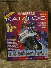 Motorrad Katalog Nr. 27 1996