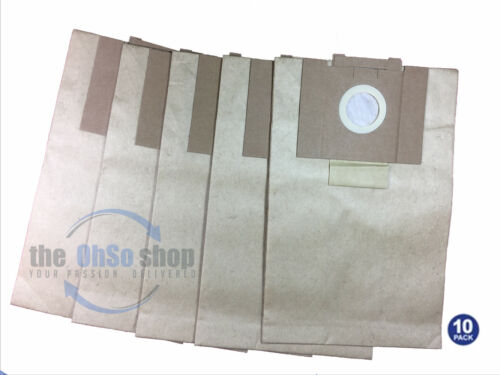 RS260 10 x ROWENTA Vacuum Cleaner Bags ZR-76 Type RS250 RS258 RS254 RS255