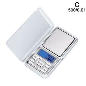 Pocket Digital Gram Scale Jewelry Weight Electronic SALE HOT Scale Balance L5F5