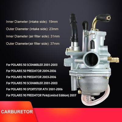 Carburetor E-TON ETON 2 Stroke ATV Viper 70 RXL70 Carb