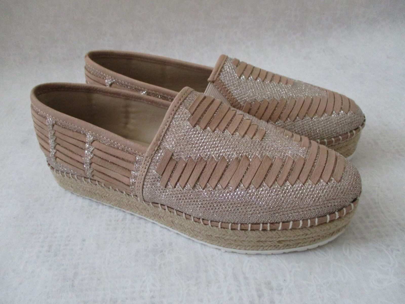 STEVEN NATURAL COMFORT NC-CHARM FLAT chaussures Taille 8 1 2 M - NEW W BOX