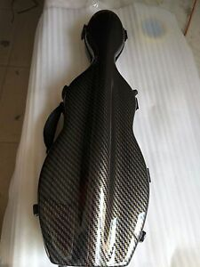 high quality 50% carbon fiber violin case,fine workmanship 7848
