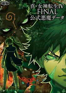 Shin-Megami-Tensei-IV-Final-Official-Devil-Data-Japanese-Book